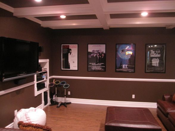 Basement Decor Ideas Photos Design Ideas