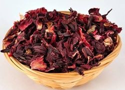 "History and Uses of Hibiscus Tea, What is Hibiscus Tea, Benefits Of Hibiscus Tea, Tea Hibiscus is a herbal shrub plant that comes from tropical AFRICA and is grown in many countries all over the world, including Malaysia. It belongs to the Malvacaea family. In Europe it is known as ""roselle"", in Latin America ""jamaica"", in the Middle East ""karkady"", ""bissap"" in West Africa and ""red sorrel"" in the Caribbean."
