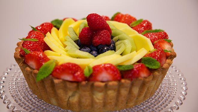 Kwarkfruittaart - Rudolph's Bakery | 24Kitchen