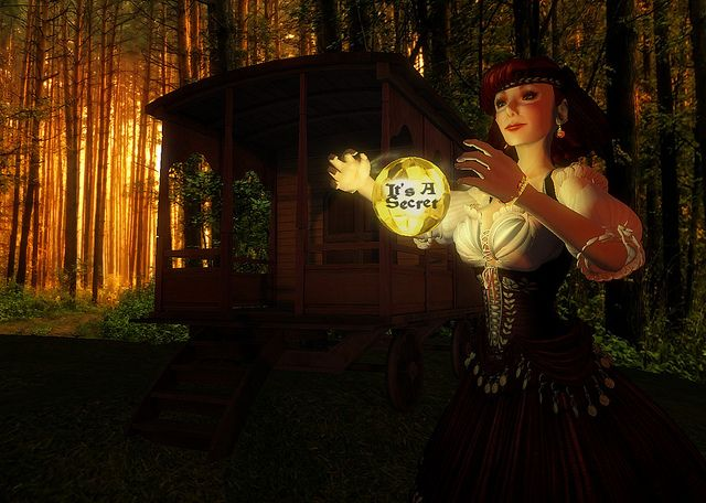 Fortune-Telling Typing Override Crystal Ball | Flickr - Photo Sharing!