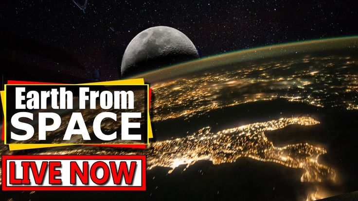 NASA Live - Earth From Space - Live Feed (HD) ISS live Nasa stream video...