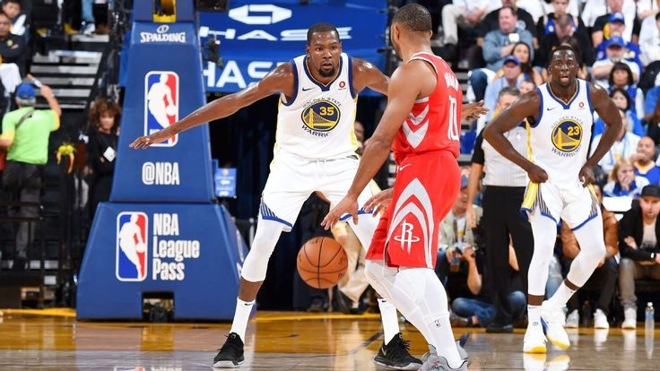 Durant takes shot at Capela for Rockets boast  ||  Kevin Durant took a shot at Clint Capela on Monday for saying the Rockets are a better team than the Warriors this season. http://www.espn.com/nba/story/_/id/22182550/kevin-durant-rips-clint-capela-saying-houston-rockets-better-golden-state-warriors?utm_campaign=crowdfire&utm_content=crowdfire&utm_medium=social&utm_source=pinterest