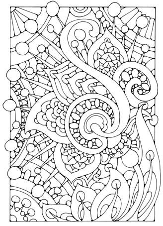 Paisley Pattern Colouring Sheets : 47 best coloring images on pinterest