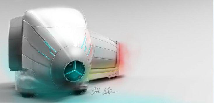 Mercedes Future Truck tervezői feladat | Autoszektor