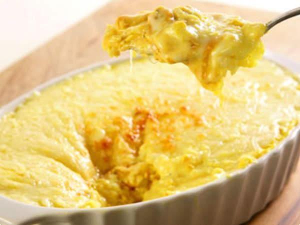 Essa com certeza vai agradar a todos, delícia de frango! - Aprenda a preparar essa maravilhosa receita de Frango com Creme de Milho