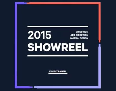 """Check out new work on my @Behance portfolio: """"SHOWREEL 2015"""" http://be.net/gallery/33376509/SHOWREEL-2015"""