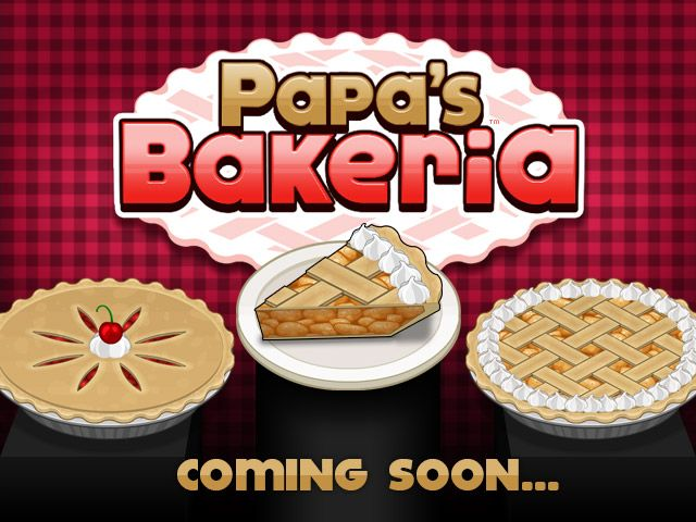 Papa's Bakeria | Free Flash Game | Flipline Studios