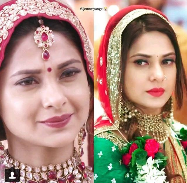Beyhadh to Bepanah | Jennifer winget, Indian princess, Jenny