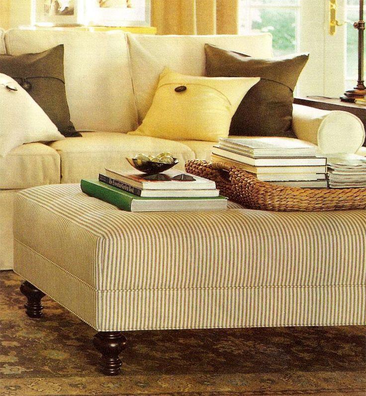 Encantador Muebles De Mesa De Café Ottomon Ideas - Muebles Para ...