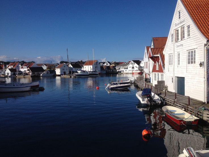 Vakre Skudeneshavn