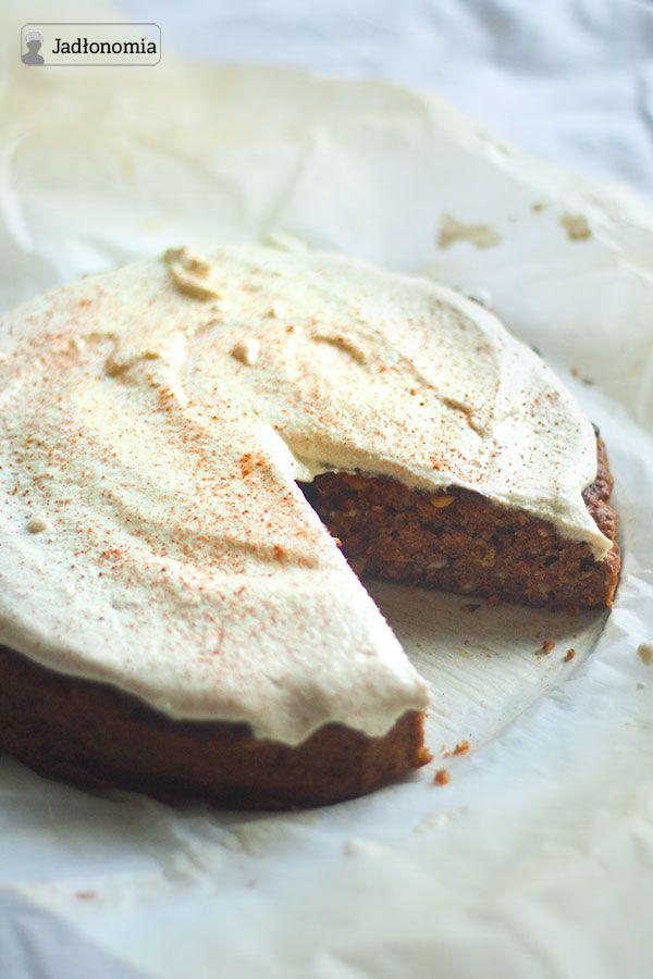 jadłonomia • roślinne przepisy: Wegańskie ciasto marchewkowe