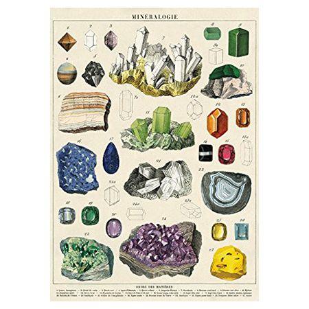 Mineralogie Wrap Sheet | Annie's Blue Ribbon General Store