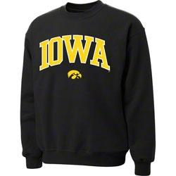 Iowa Hawkeyes Crewneck Sweatshirt