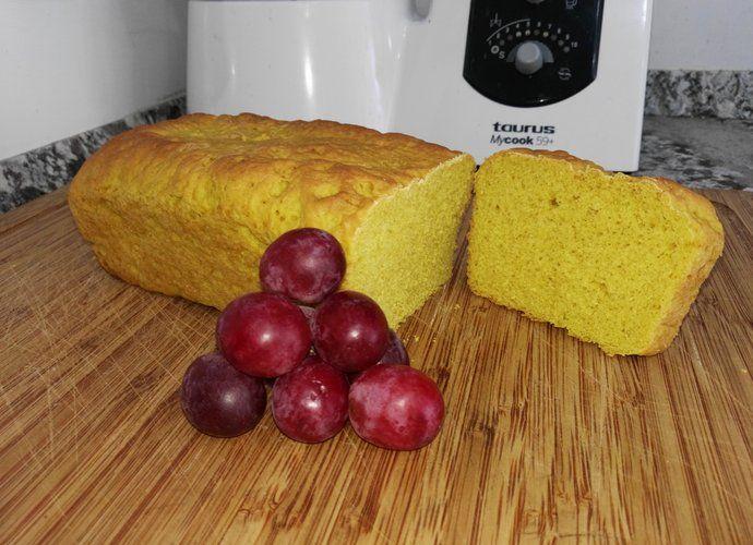 Pan de molde con cúrcuma para #Mycook http://www.mycook.es/cocina/receta/pan-de-molde-con-curcuma