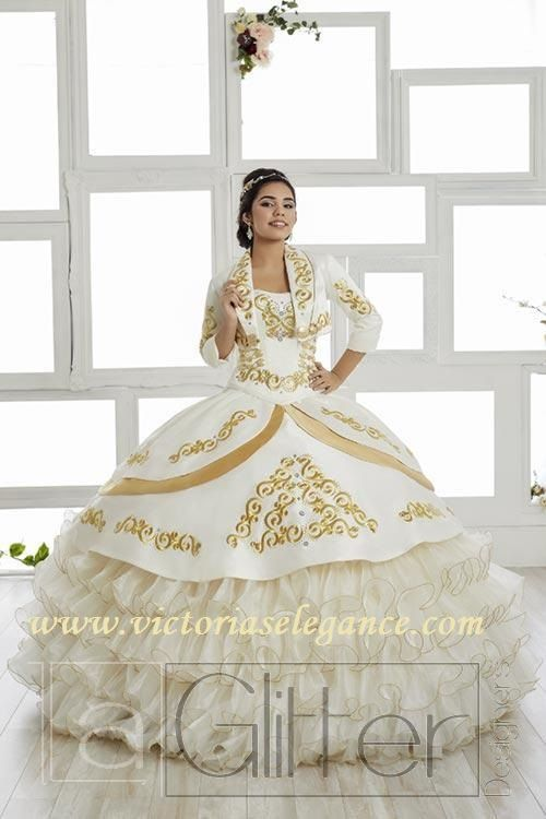 d14ff8c37b1 Satin   Two-Tone Taffeta Charro Gown House of Wu La Glitter 24018 ...