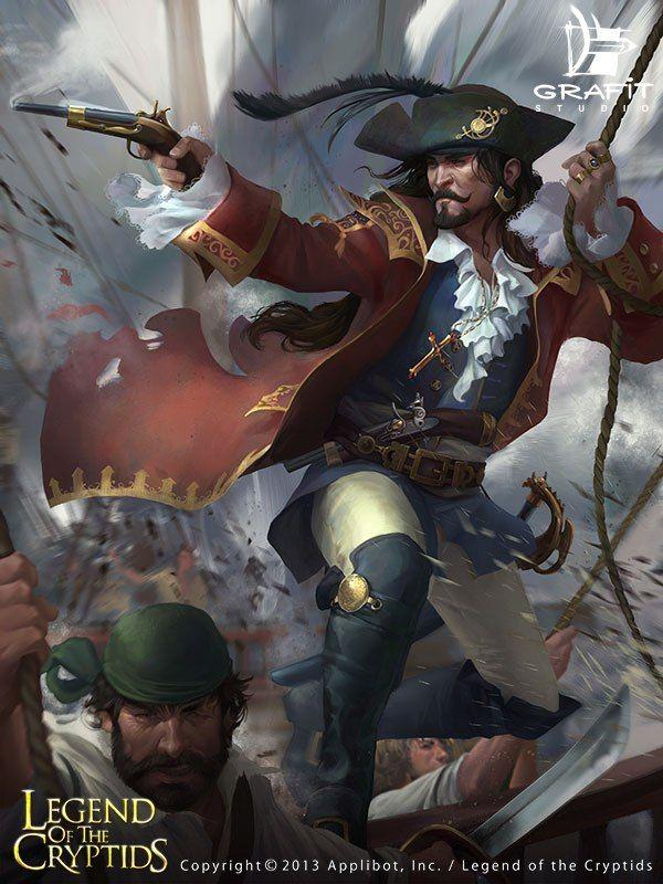 Red The Pirate adv by Toru-meow.deviantart.com on @deviantART