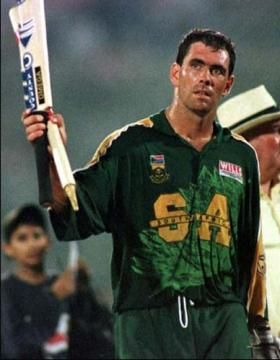 25/09/69 Remembering South African cricketer, Hansie Cronje on his 45th birth anniversary.
