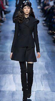 Коллекция Christian Dior осень-зима 2017-2018 (68 фото)