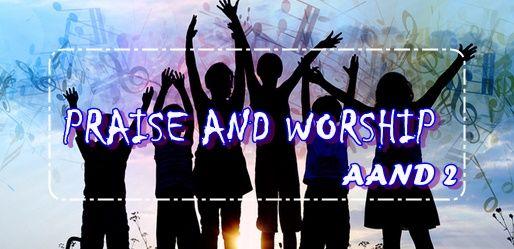 Ons kinders is baie besig op 'n eerste Woensdagaand na 'n drie weke vakansie en 'n Praise and Worship aand is 'n lekker manier om hulle aan die gang te kry en weer in die re…