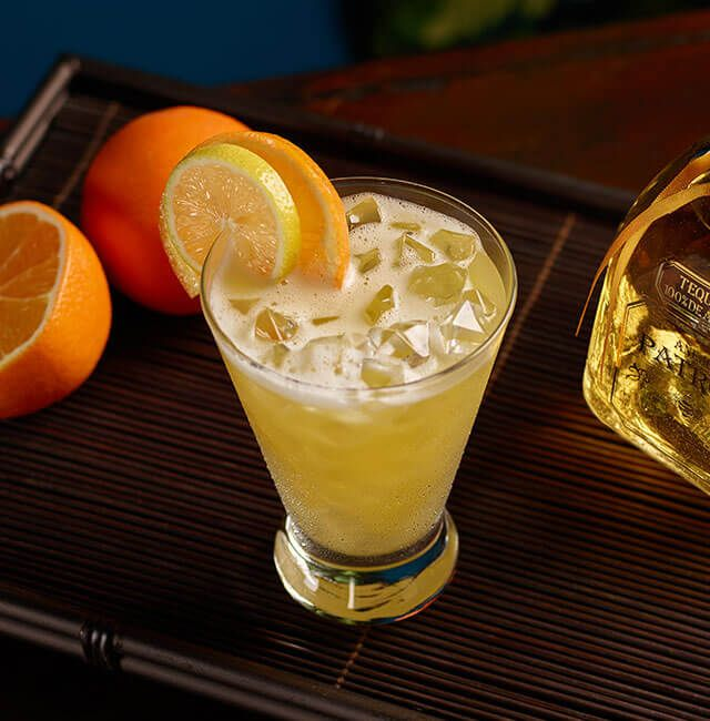 Eastern Sour -East meets best with this Tequila citrusy and sour cocktail that'll have you brunching your heart out in a few sips.