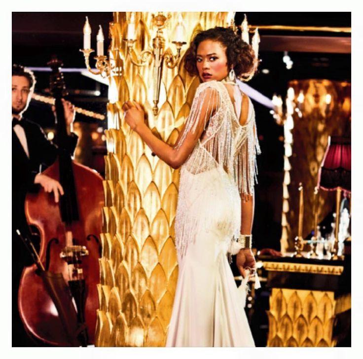 Spotted  our Marrakesh earrings as seen in @bridesmagazine - - #pearl #tassel #wedding #bridal #bridesmagazine #fashionblogger #accessories #fashionista #chic #love #jewellery #jewelry #jewels #joyas #white #dubai #sparkle #artdeco #1920s #summerwedding #pearls #gemstone #kensington #knightsbridge #wolfandbadger #newyork #mayfair #doverstreet