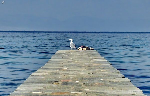 Thassos island, Greece > Papalimani
