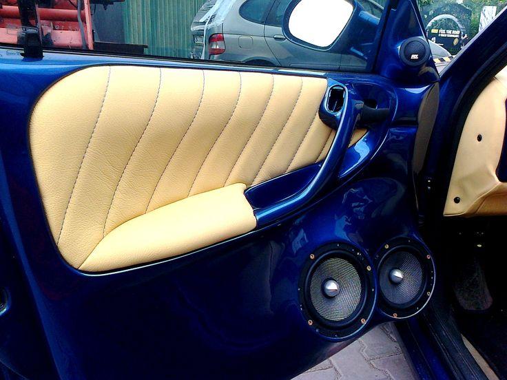 doors Opel Astra tuning