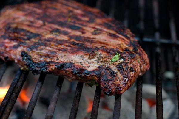 Grilled Carne Asada | Recipe