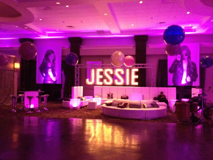 53 best images about sweet 16 party ideas on pinterest for 16th birthday decoration