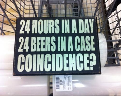 Funny beer sign (50 pics)