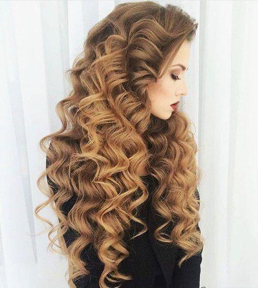 Beautiful hairstyle. Pinterest:@pinkmintkay