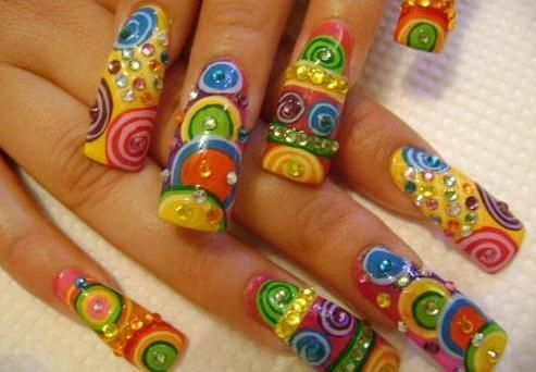 Sinaloa Nails Pictures | Sinaloa Nails Uas Estilo Sinaloa Nails Sinaloa Style | Personal Blog