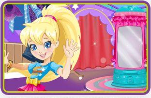 Explora Polly Pocket - Games