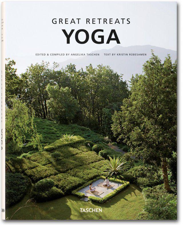 Great Yoga Retreats. TASCHEN Books (Jumbo, TASCHEN 25 Edition)