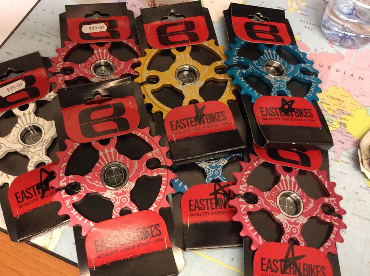 Eastern bikes bmx sprocket now only £13.99 #sprocket #sprockets #sprocketscycles