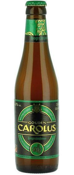 Gouden Carolus Hopsinjoor, brouwerij Het Anker http://www.ratebeer.com/beer/gouden-carolus-hopsinjoor/87287/