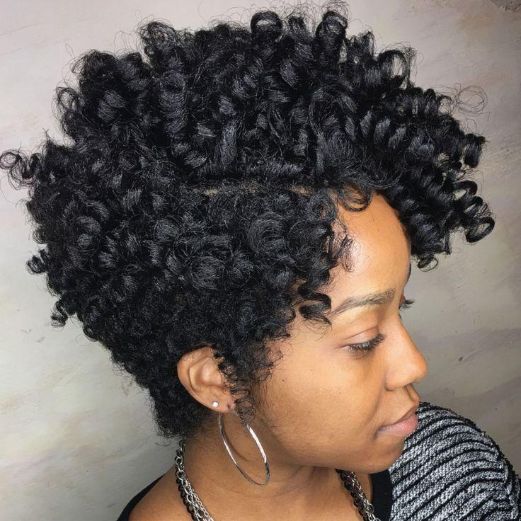 50 penteados afro-americanos mais cativantes   – Haircut
