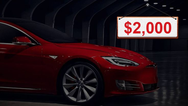 Tesla Motors Inc (TSLA) Reportedly Plans to Increase Model S Base Price by $2,000