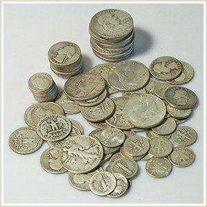 Circulated Silver Coins