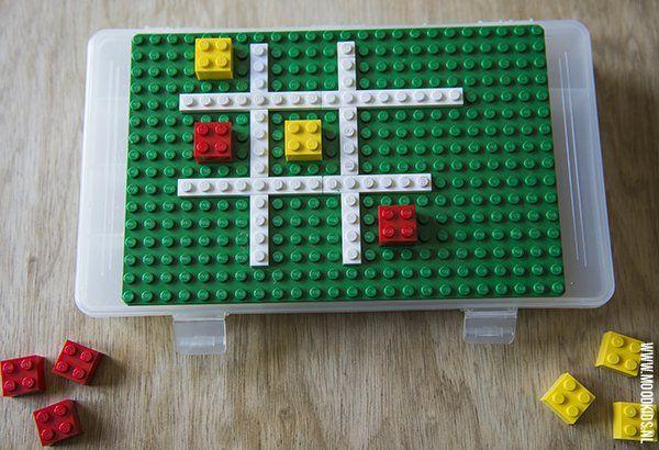 DIY LEGO vakantie tips voor op de achterbank - MoodKids   Moodkids