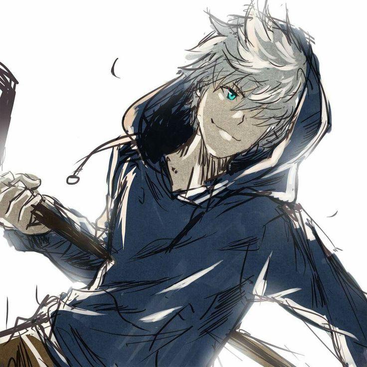 Jack Frost <3 // El origen de los guardianes <3