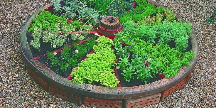 mad fra små haver