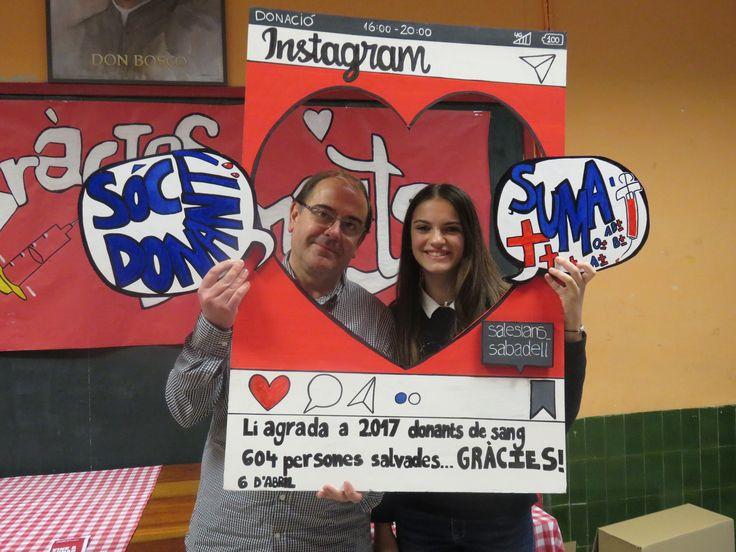 Photocall ApS 2017. Salesians Sabadell.
