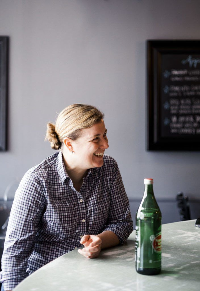 Chef Ashley Christensen's Top Raleigh Eats - California Olive Ranch