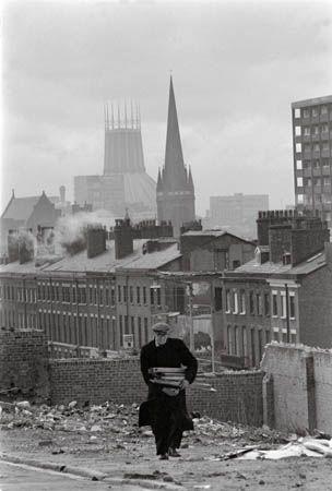 Don McCullin - Liverpool 1978