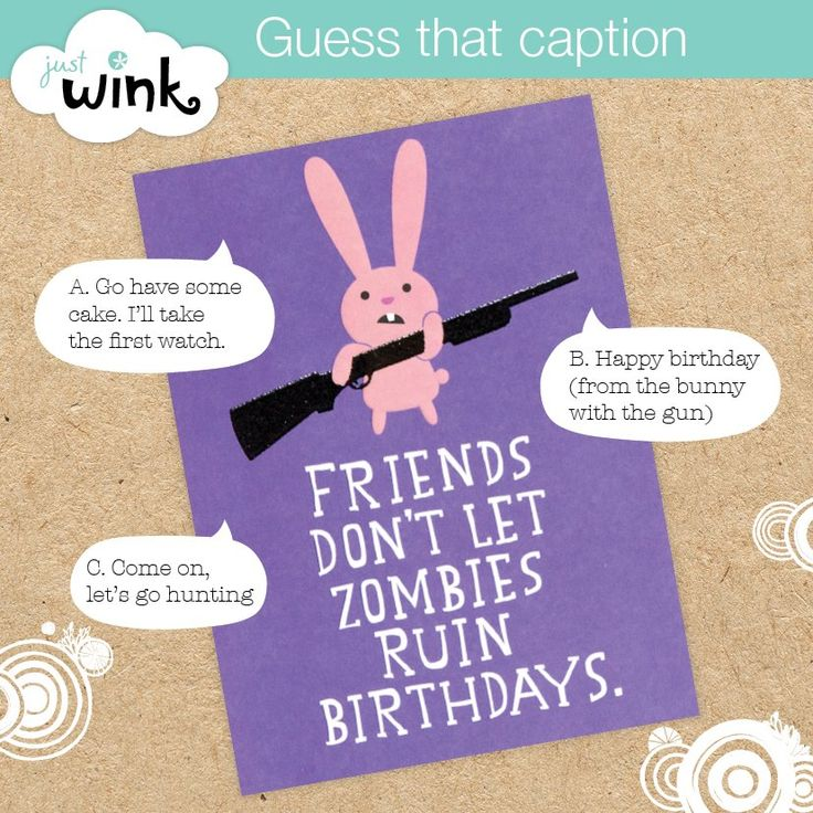 #justwink #johnsands #guessthatcaption #greeting card