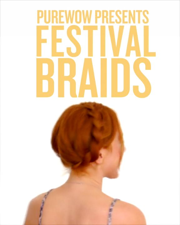 Let Music Festivals Inspire Your New Favorite Braids