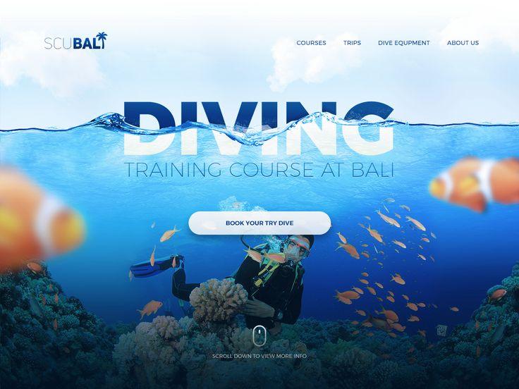 Fullsize diving