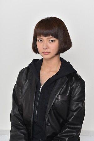 <多部未華子>前髪ぱっつんボブヘアに イメージは「レオンのマチルダ」