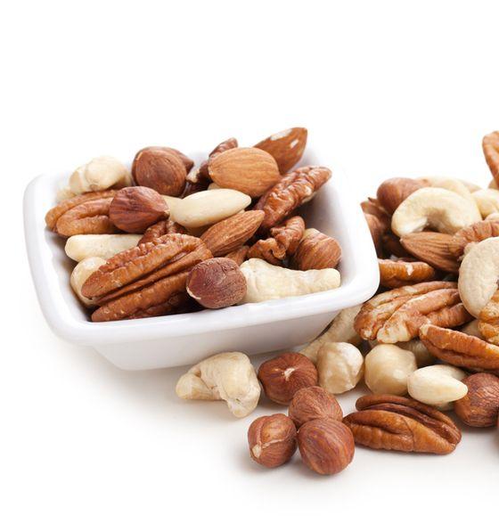 Maxines Burn : Nut Snack